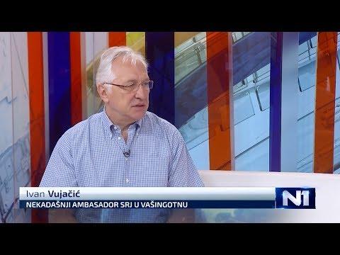 Проф. др Иван Вујачић у Теми јутра на ТВ Н1