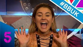 Contestant: EllieSpecialist Subject: Fast FoodThis is BB's Quiz On The Side! 🍔🍟😂 #BBUK