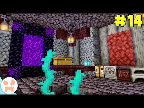 it's almost time.... | Minecraft 1.16 Nether Survival (Ep. 14)