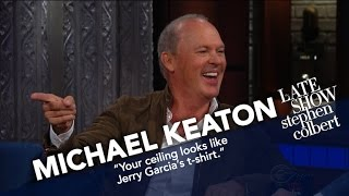 Video Michael Keaton's Real Name Was Taken By Another Movie Star MP3, 3GP, MP4, WEBM, AVI, FLV November 2018