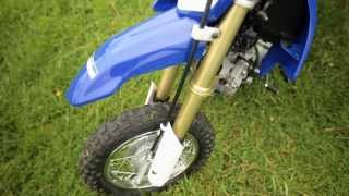7. MXTV Bike review - 2014 Yamaha TTR 50