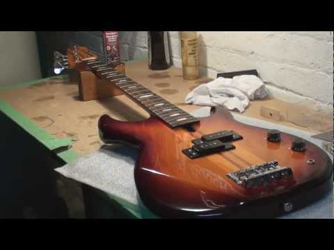 How To Setup Your Bass Guitar Again The Movie