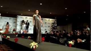 Miss Universe 2012 Intro Fashion Show Planet Hollywood Vegas 1 12-6-12