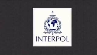 Interpol Q&A withRadha Stirling.
