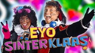 EEN NIEUWE SHOW!! Kom jij ook naar de splinternieuwe Mega Sint Show 2017? Een groot feest met je Youtube-idolen, veel interactie en de grootste hits! Bestel je tickets op http://www.megasintshow.nl. Ontmoet Party Piet Pablo! EYO Sinterklaas is de Sinterklaashit van Party Piet Pablo & Meisjespiet!Download de single op iTunes en Android: http://www.partypietpablo.nl/eyoMeer Party Piet Pablo: http://www.partypietpablo.nlWord nu Pablo's vriend op Facebook: http://www.facebook.com/partypietpabloEYO Sinterklaas is de opvolger van de Sinterklaashit van 2012: Zwarte Pieten Stijl (de Nederlandse Gangnam Style), 2013: De Pieten Sinterklaas Move en 2014: De Pieten Vibe!