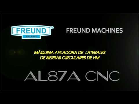 FREUND MACHINES - Presentación