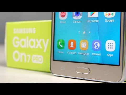 Samsung Galaxy ON7 Pro Unboxing & Hands On!