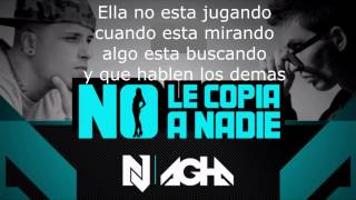 No le copia a nadie   Agha Ft Nicky Jam Letra