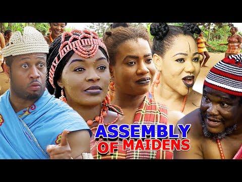 Assembly Of Maidens Season 1 - Cha cha Eke 2018 Latest Nigerian Nollywood Movie | Full HD