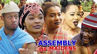 Video Assembly Of Maidens Season 1 - Cha cha Eke 2018 Latest Nigerian Nollywood Movie | Full HD MP3, 3GP, MP4, WEBM, AVI, FLV November 2018