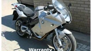 9. 2010 BMW F 800 ST Specs
