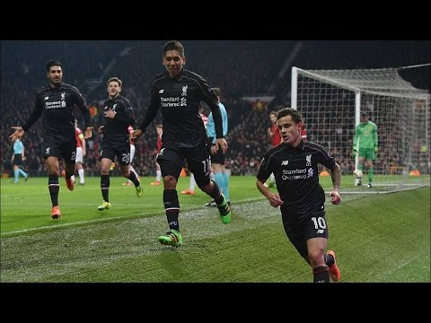 UEFA Europa League | Last-16 | 2nd Leg | Liverpool 3-1 Aggregate Win Over Manchester United