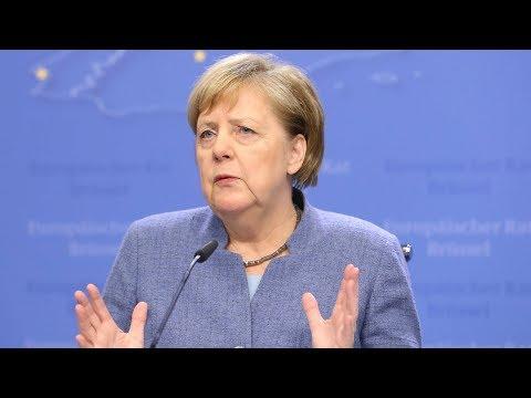 Bundeskanzlerin Merkel lehnt Kabinettsumbildung weg ...