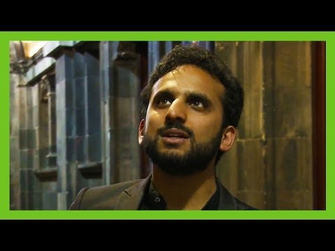 Nish Kumar live funny comedy and interview | ComComedy