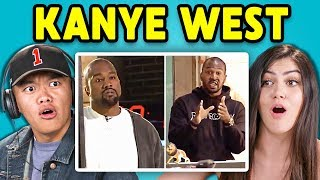 Video TEENS REACT TO KANYE WEST CONTROVERSY MP3, 3GP, MP4, WEBM, AVI, FLV Mei 2018
