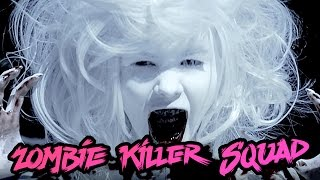 Zombie Killer Squad (ZKS) - Official Extended Live Action Trailer