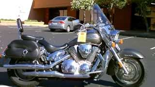 5. Contra Costa Powersports-Used 2009 Honda VTX1300T Tourer V-Twin cruiser motorcycle