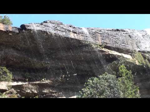 Itarare Cachoeira Veu da Noiva (ou do Lajeado)  em Senges - PR