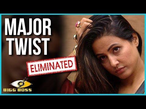 Hina Khan To Be ELIMINATED This Week | MAJOR TWIST | Bigg Boss 11 (видео)