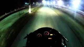 8. Honda 97 CBR900RR 1/4 mile drag