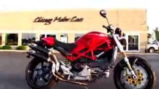 4. 2006 Ducati S4R MONSTER C20170