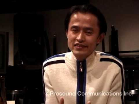 Interview with Hiroyuki Noritake at Blues Alley Japan,Mar 2007