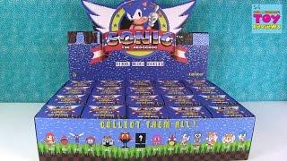 Video Sonic The Hedgehog Vinyl Mini Series Full Case Unboxing Chase Figure | PSToyReviews MP3, 3GP, MP4, WEBM, AVI, FLV Oktober 2018