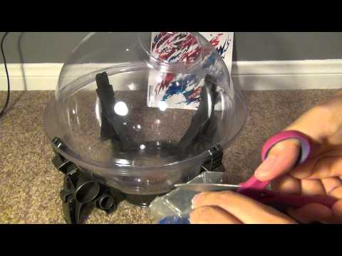 Beyblade Metal Fury -  DESTROYER DOME Unboxing + Demonstration