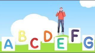 Jumping ABC Song