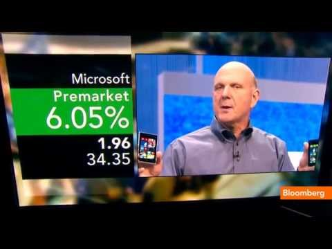 Retiring - Aug. 23 (Bloomberg) -- Bloomberg's Betty Liu and senior markets correspondent Julie Hyman report that Microsoft CEO Steve Ballmer has announced he will retir...