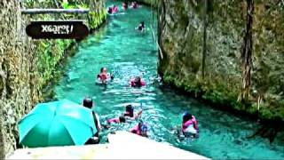 Riviera Maya Mexico  City new picture : Xcaret Riviera Maya Lazy River