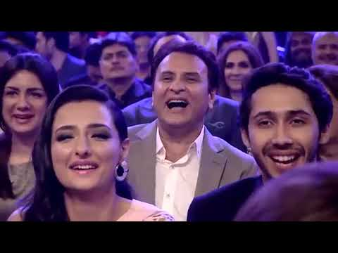 Yasir Hussain Comedy In Lux Style Awards 2017 | Funny Scenes With Pakistani Actors