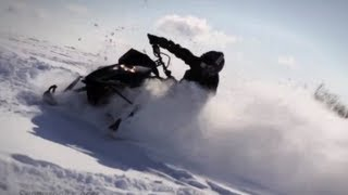 2. 2012 Arctic Cat XF1100 Snowmobile Review