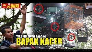 Video TIPS Melawan Musuh BAGONG Dari BAPAK KACER Indonesia Bersama ANGIN SURGA MP3, 3GP, MP4, WEBM, AVI, FLV Januari 2019