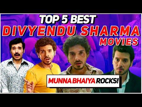 Top 5 Best Divyendu Sharma Munna Bhaiya Movies and Web Series | 2020