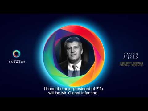 Šuker dao podršku Infantinu za predsjednika Fife