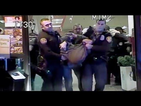 DUI Arrest Goes Bad (видео)