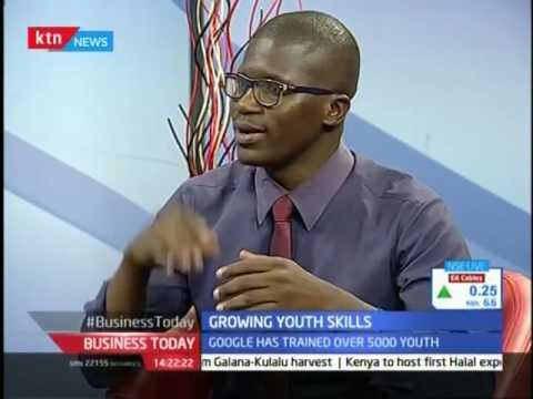 Business Today: Growing Youth Skills, October 28th 2016