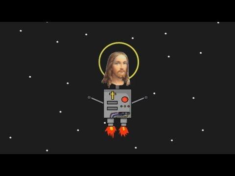 Jesucristo el robot del futuro (видео)