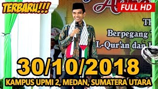 Video Ceramah Terbaru Ustadz Abdul Somad Lc, MA - Kampus 2 UPMI Medan MP3, 3GP, MP4, WEBM, AVI, FLV Februari 2019