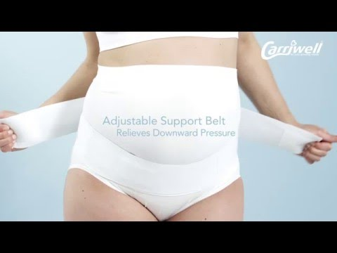 Adjustable Support Belt