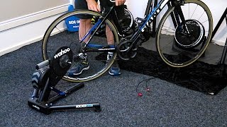 Mounting a Bicycle on an Indoor Trainer (Indoor Cycling HOW TO)