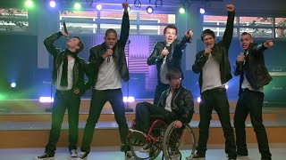 GLEE - It's My Life / Confessions (Full Performance) HD Video