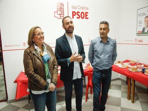 Inauguración Sede PSOE de Isla Cristina