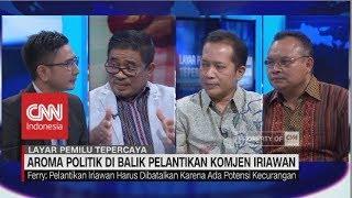 Video Debat Pemerintah & Gerindra soal Pelantikan Komjen M Iriawan MP3, 3GP, MP4, WEBM, AVI, FLV Juni 2018