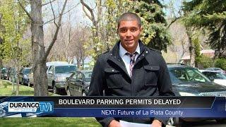 Permit Parking Paused