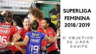 Jogos de meninas - Superliga Feminina 2018/ 2019 - Destaques da competição