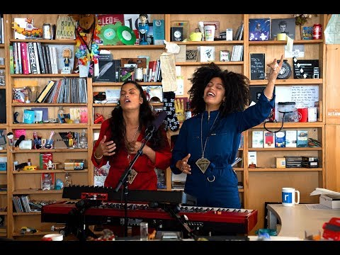 Ibeyi: NPR Music Tiny Desk Concert