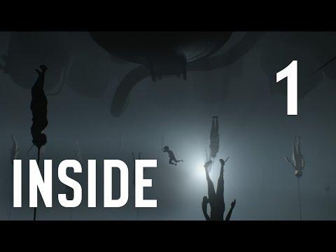 INSIDE - Прохождение игры на русском [_1]