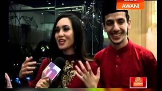 Video Ramona Zam Zam bahagia selepas berkahwin MP3, 3GP, MP4, WEBM, AVI, FLV Juni 2018